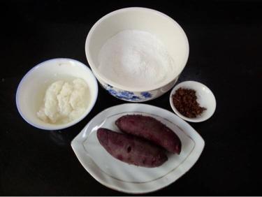 谁说紫薯只能蒸着吃?搭配酒酿,主食变夏日甜品,孩子吃完还想要