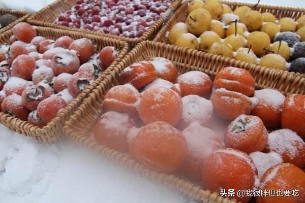 """夏天万物皆可""""冻"""",吃不起水果,西红柿黄瓜也不错!"""