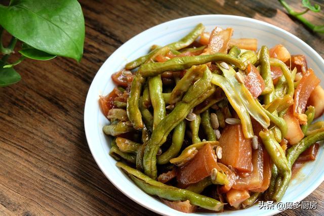 特有食欲的一道家常菜,上桌五分钟光盘,做法简单,省油又省盐