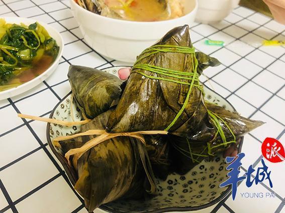 粽子还在争咸甜,何必呢?广东人表示通吃