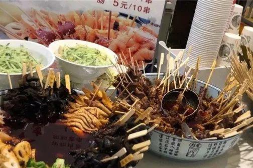 吃遍大连丨夏天撸一大把冷串串,过瘾!就喜欢这辣辣的凉~