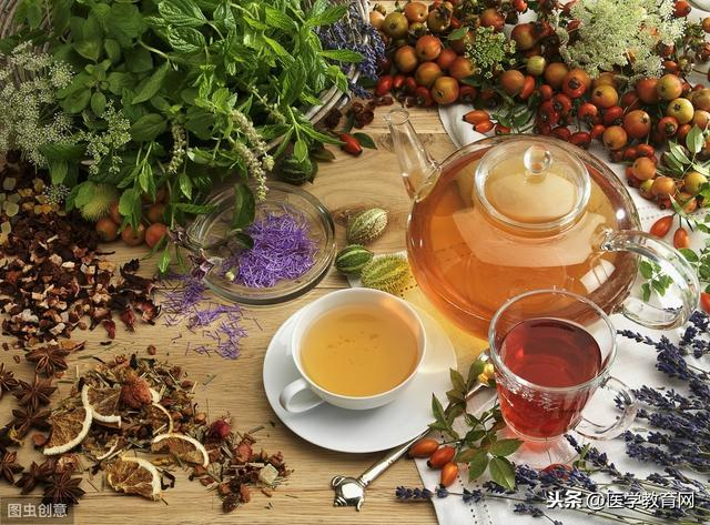 这几十种酸酸甜甜的水果味药茶,你学会了吗?