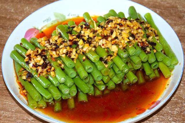 适合夏天吃的4道农家菜,第一种深受大家喜欢,最后一种色泽嫩绿