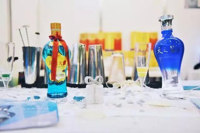 蓝色经典为什么能够成为白酒单品销量冠军